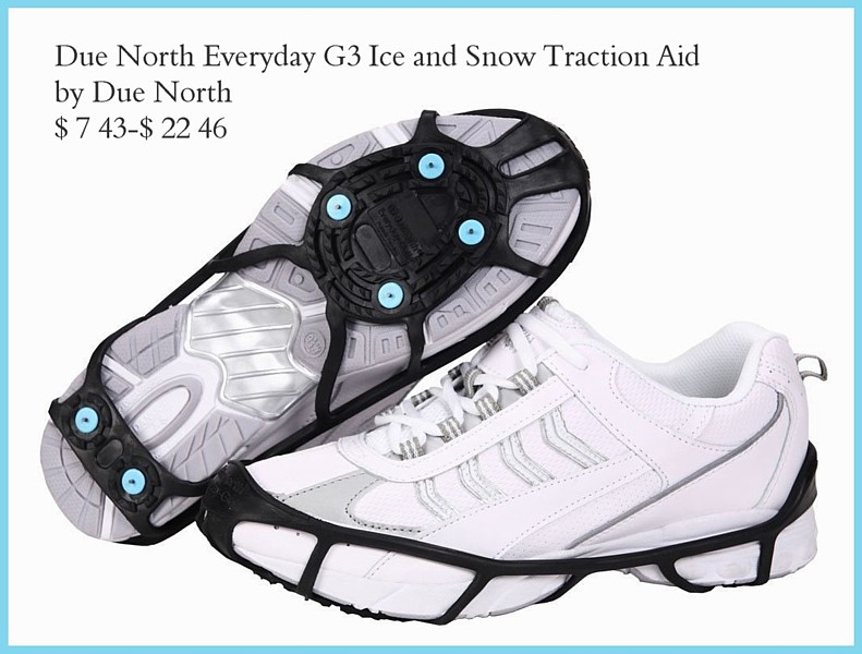 ICE CLEATS Due North