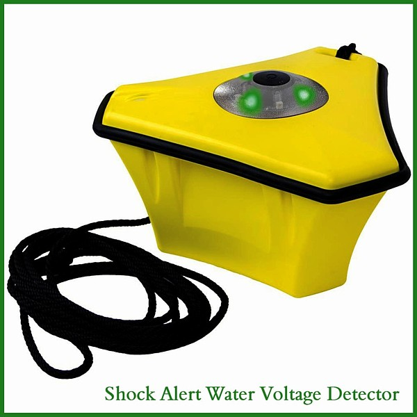 SHOCK ALERT Detector