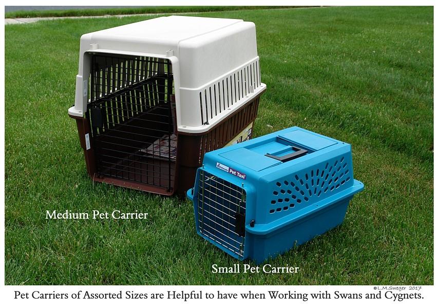 SWAN Pet Carriers