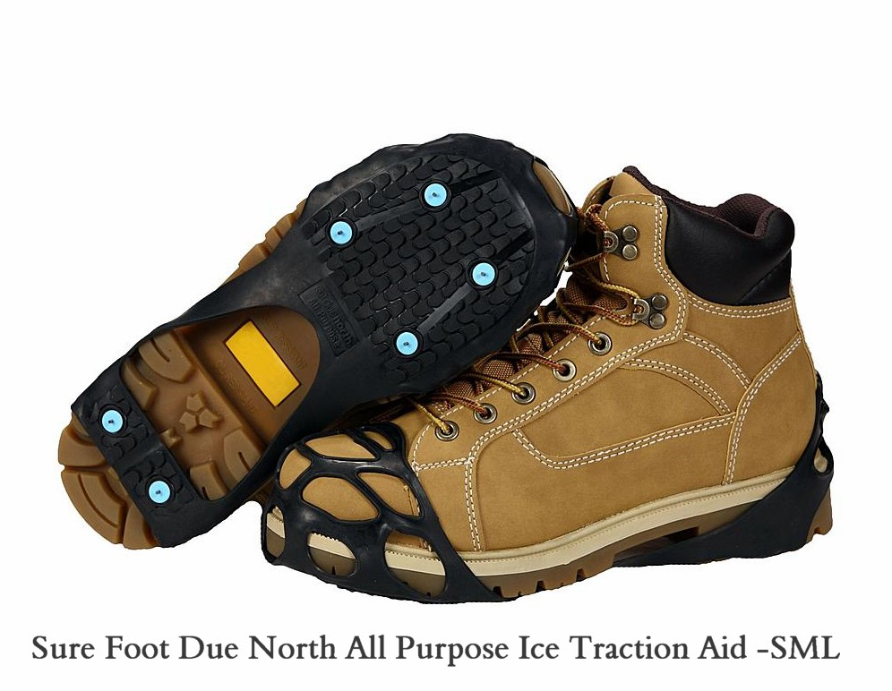 Sure Foot Ice Traction Aid