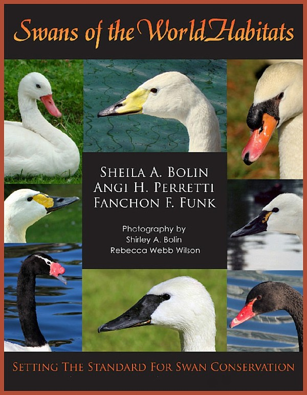 SWANs of the WORLD HABITATs