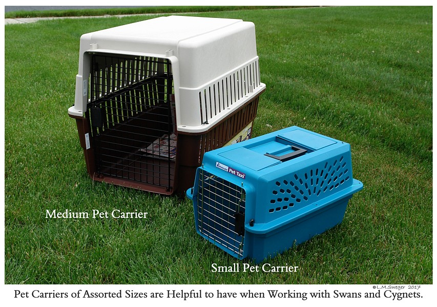 SWAN Pet Carriers