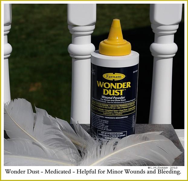 SWAN Wonder Dust