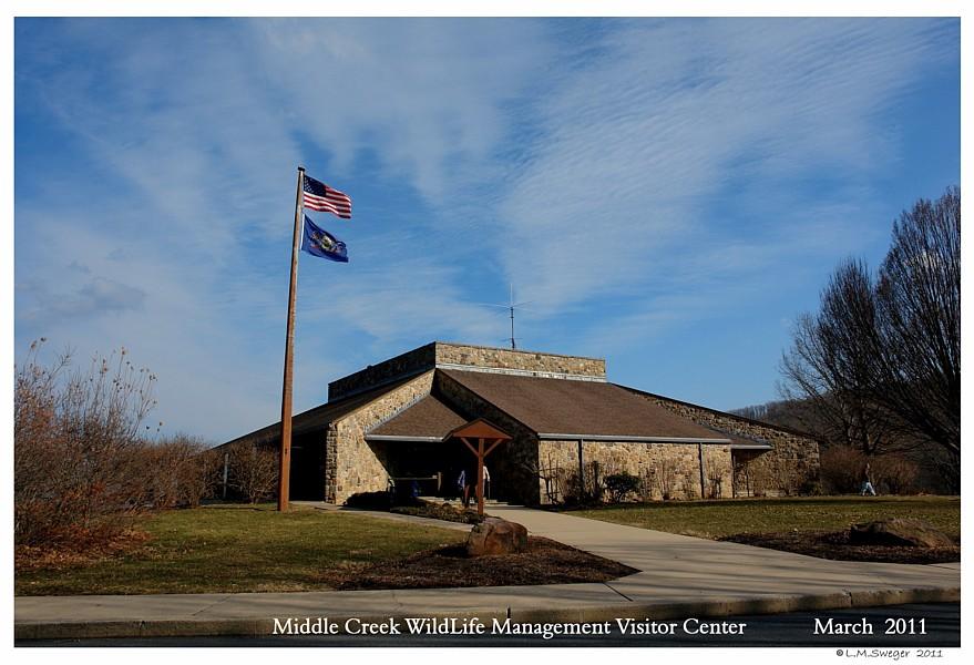 Middle Creek Visitor Center