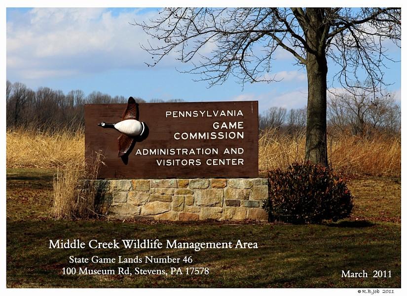 Middle Creek Wildlife Area