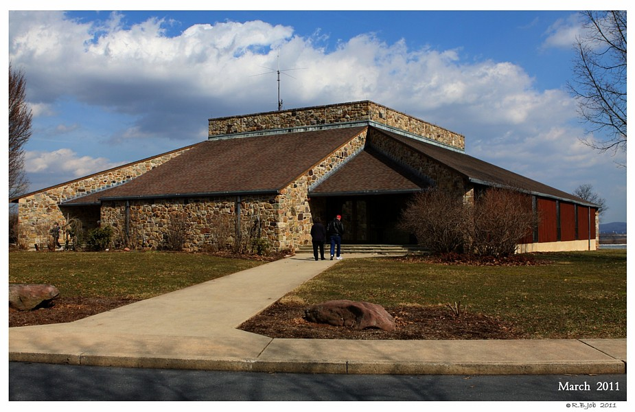 Middle Creek Visitor Center