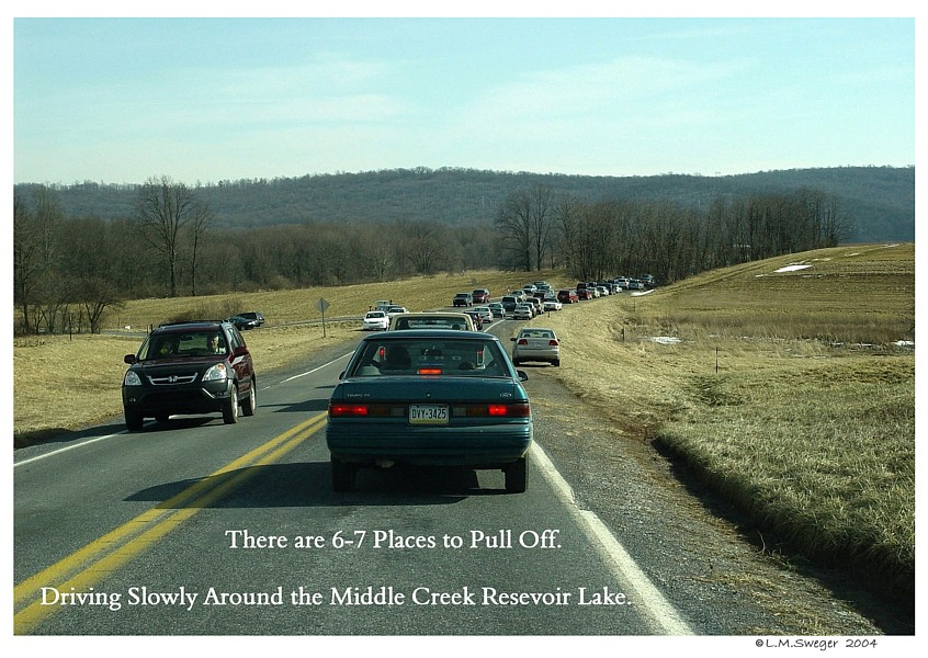 Middle Creek Driving Tour