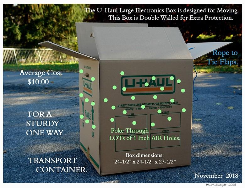 Swan Transport Box