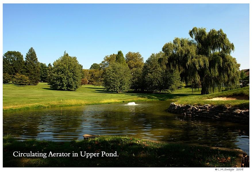 Shallow Pond Water Aerators