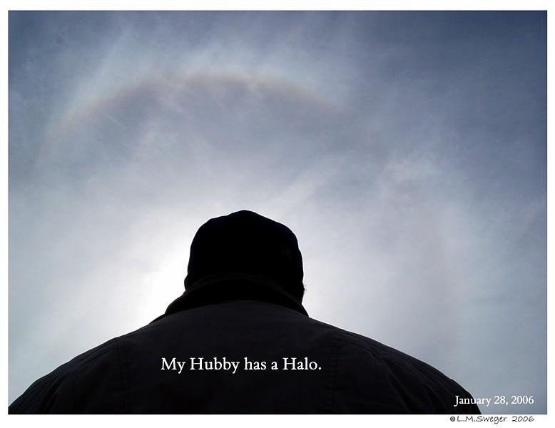 Icy Sun Halo